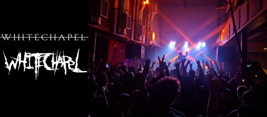 Whitechapel at Concord Music Hall