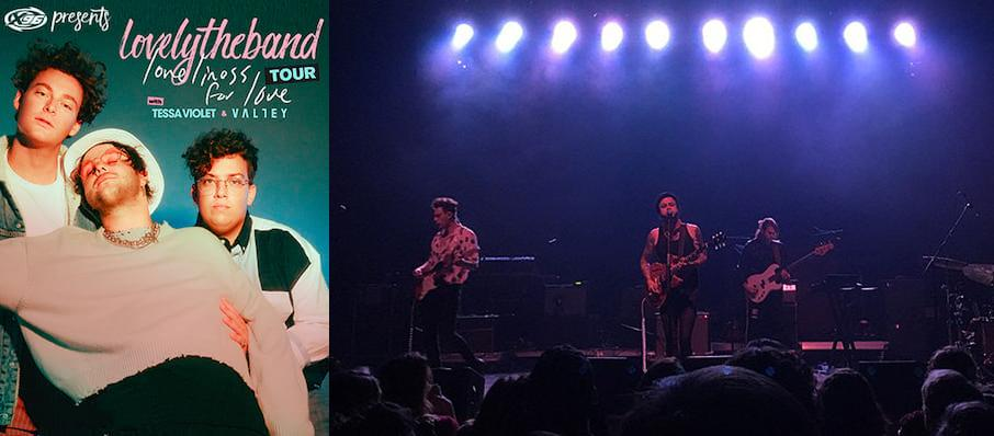 lovelytheband at House of Blues