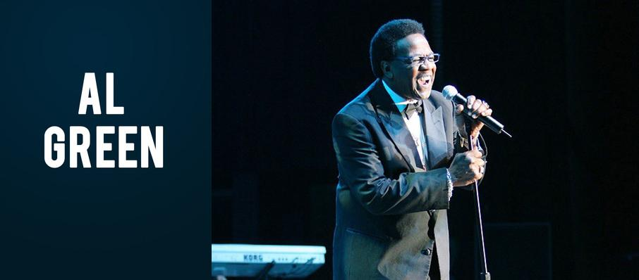 Al Green at The Chicago Theatre