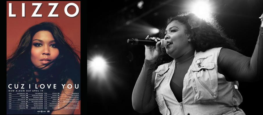 Lizzo at Riviera Theater