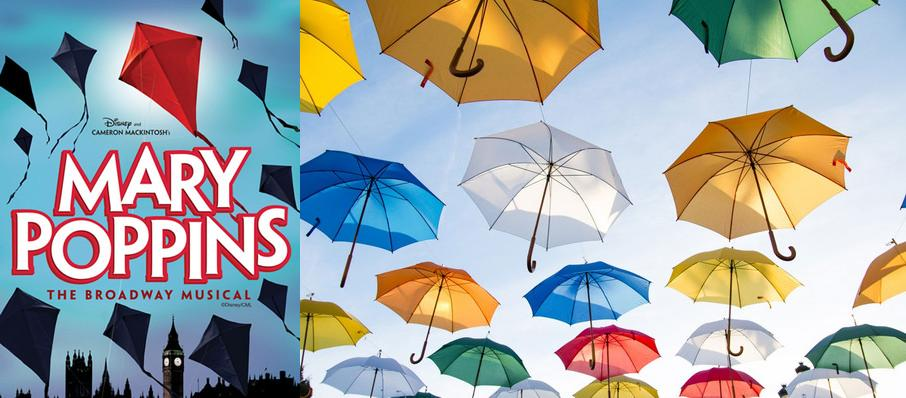 Mary Poppins at Drury Lane Theatre Oakbrook Terrace