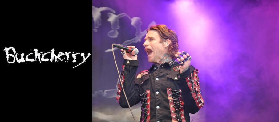 Buckcherry at Genesee Theater