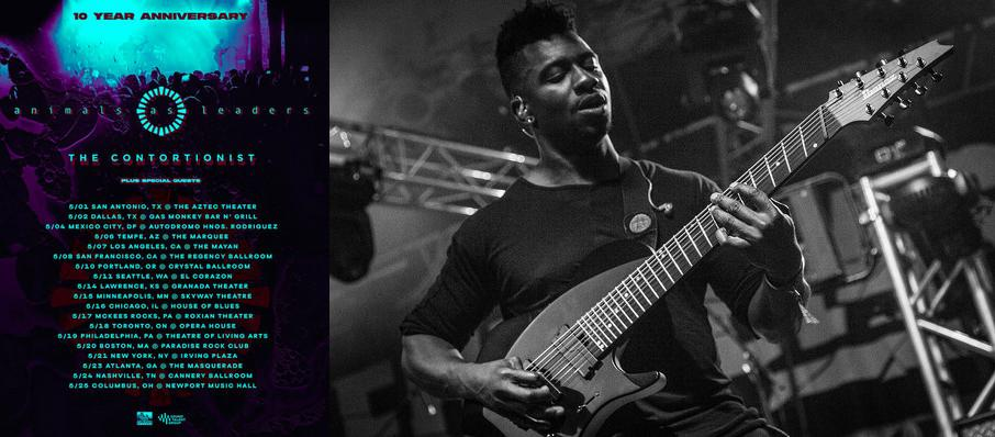 Animals As Leaders at House of Blues
