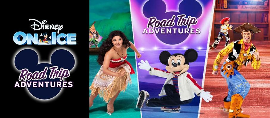 Disney On Ice: Road Trip Adventures at All State Arena