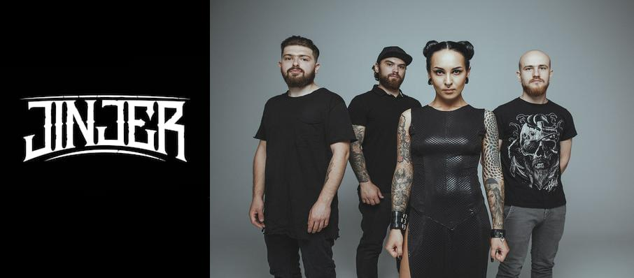 Jinjer at Bottom Lounge