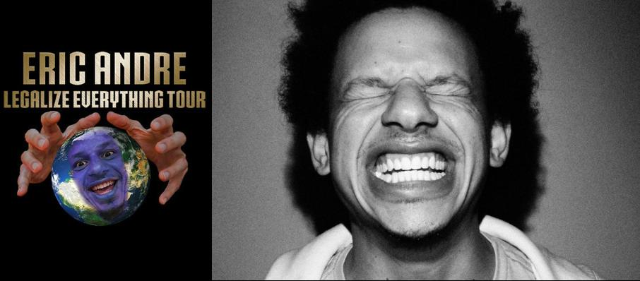 Eric Andre at The Chicago Theatre