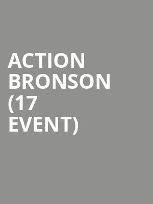 Action Bronson (17+ Event) at Concord Music Hall
