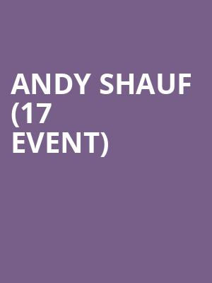 Andy Shauf (17+ Event) at Thalia Hall