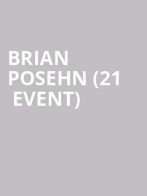 Brian Posehn (21+ Event) at Beat Kitchen