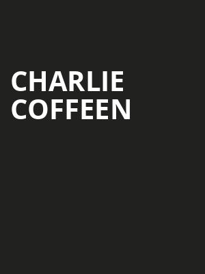 Charlie Coffeen at Thalia Hall