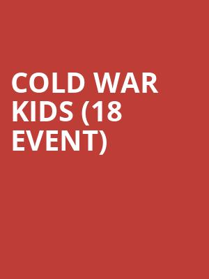 Cold War Kids (18+ Event) at Riviera Theater