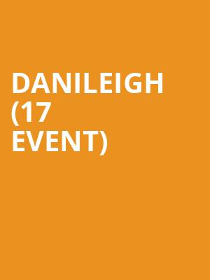 DaniLeigh (17+ Event) at Beat Kitchen