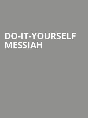 Do it yourself messiah tickets calendar apr 2018 harris theater do it yourself messiah at harris theater solutioingenieria Gallery
