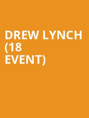Drew Lynch (18+ Event) at Vic Theater