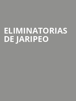 Eliminatorias De Jaripeo Tickets Calendar - Sep 2019