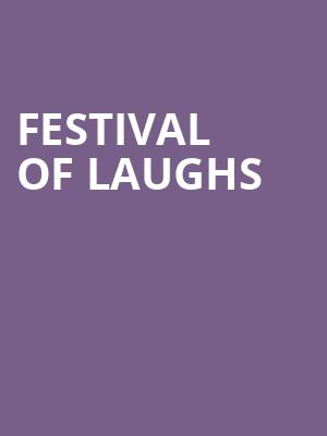 Festival of Laughs at Arie Crown Theater