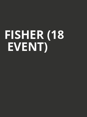 Fisher (18+ Event) at Aragon Ballroom