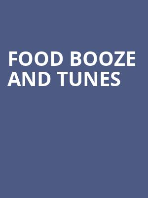 Food Booze and Tunes at Cubby Bear