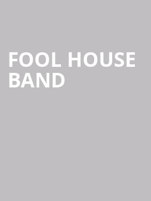 Fool House Band at Joes Bar On Weed Street