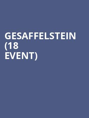 Gesaffelstein (18+ Event) at Aragon Ballroom