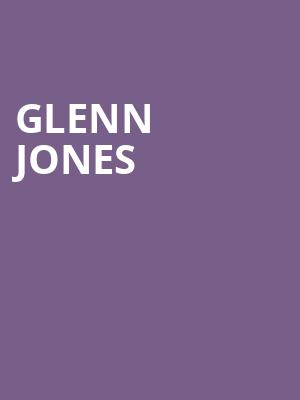 Glenn Jones at City Winery