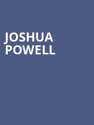 Joshua Powell at Beat Kitchen