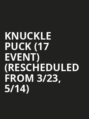 Knuckle Puck (17+ Event) (Rescheduled from 3/23, 5/14) at Beat Kitchen