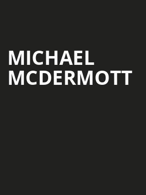 Michael McDermott at Park West