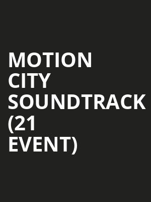 Motion City Soundtrack (21+ Event) at House of Blues