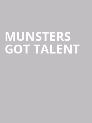 Munsters Got Talent at Theatre at the Center