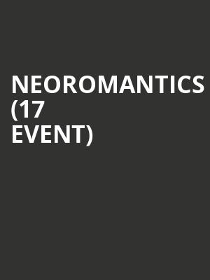 NeoRomantics (17+ Event) at Beat Kitchen