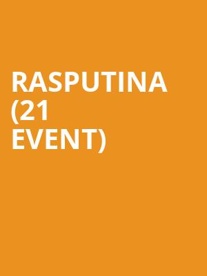 Rasputina (21+ Event) at Subterranean