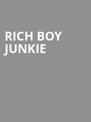 Rich Boy Junkie at Subterranean