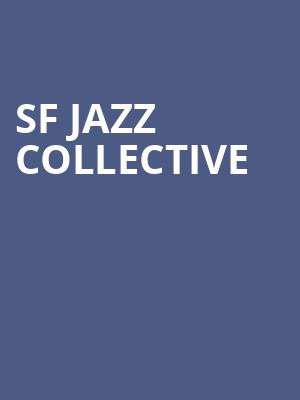 SF Jazz Collective at Symphony Center Orchestra Hall
