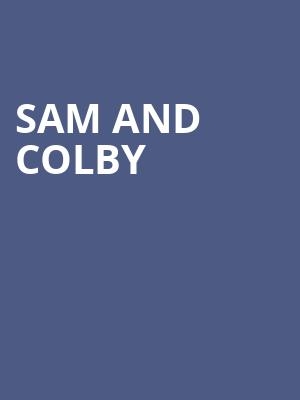 Sam and Colby at Park West