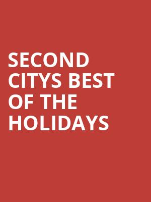 Second Citys Best of the Holidays at Up Comedy Club