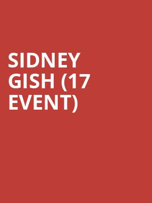 Sidney Gish (17+ Event) at Beat Kitchen
