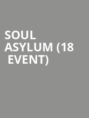 Soul Asylum (18+ Event) at Metro Smart Bar