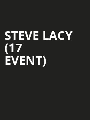 Steve Lacy (17+ Event) at House of Blues