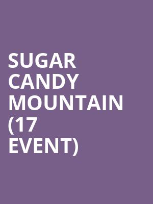 Sugar Candy Mountain (17+ Event) at Beat Kitchen
