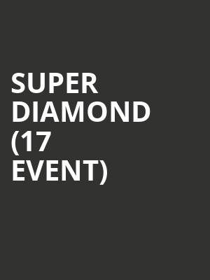 Super Diamond (17+ Event) at House of Blues