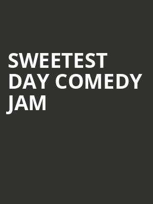 Sweetest Day Comedy Jam at Arie Crown Theater