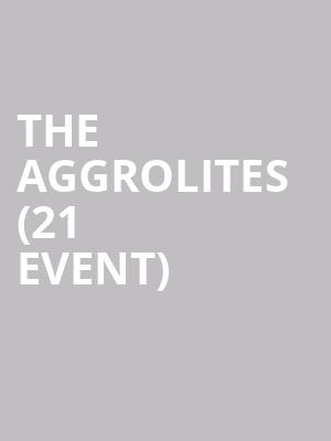 The Aggrolites (21+ Event) at Beat Kitchen