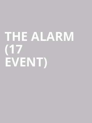 The Alarm (17+ Event) at House of Blues