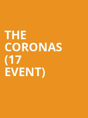 The Coronas (17+ Event) at Beat Kitchen