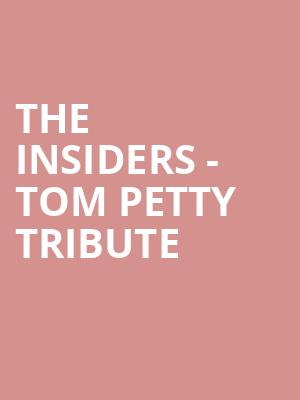 The Insiders - Tom Petty Tribute at Beat Kitchen