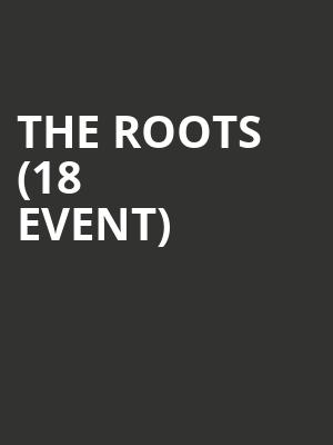 The Roots (18+ Event) at Riviera Theater