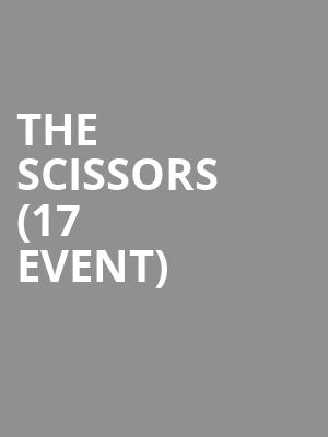 The Scissors (17+ Event) at Beat Kitchen