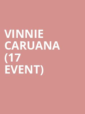 Vinnie Caruana (17+ Event) at Beat Kitchen