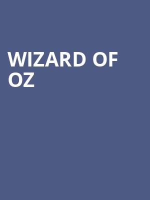 Wizard Of Oz at Chicago Shakespeare Theater